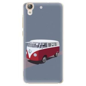 Plastové pouzdro iSaprio VW Bus na mobil Huawei Y6 II