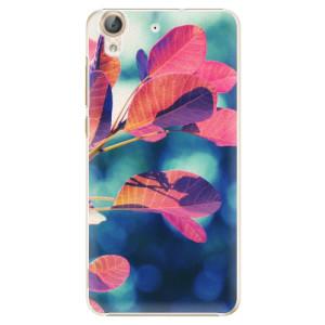 Plastové pouzdro iSaprio Autumn 01 na mobil Huawei Y6 II