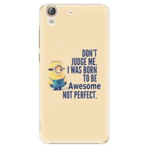 Plastové pouzdro iSaprio Be Awesome na mobil Huawei Y6 II