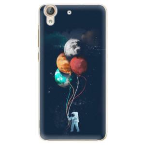 Plastové pouzdro iSaprio Balloons 02 na mobil Huawei Y6 II