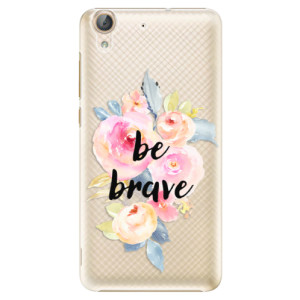 Plastové pouzdro iSaprio Be Brave na mobil Huawei Y6 II
