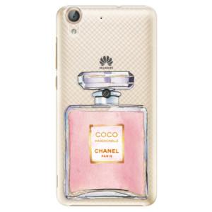 Plastové pouzdro iSaprio Chanel Rose na mobil Huawei Y6 II