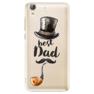 Plastové pouzdro iSaprio Best Dad na mobil Huawei Y6 II