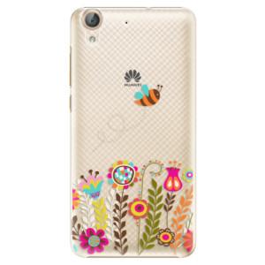 Plastové pouzdro iSaprio Bee 01 na mobil Huawei Y6 II