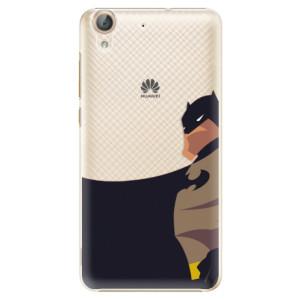 Plastové pouzdro iSaprio BaT Comics na mobil Huawei Y6 II