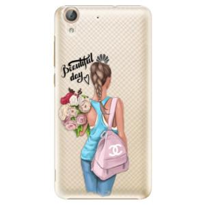 Plastové pouzdro iSaprio Beautiful Day na mobil Huawei Y6 II
