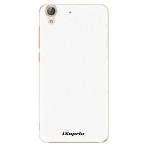 Plastové pouzdro iSaprio 4Pure bílé na mobil Huawei Y6 II