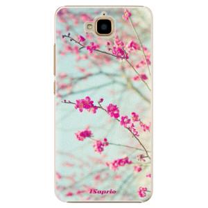 Plastové pouzdro iSaprio Blossom 01 na mobil Huawei Y6 Pro