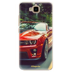 Plastové pouzdro iSaprio Chevrolet 02 na mobil Huawei Y6 Pro