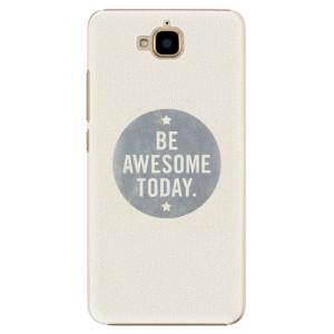 Plastové pouzdro iSaprio Awesome 02 na mobil Huawei Y6 Pro