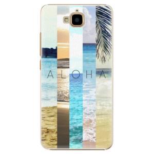 Plastové pouzdro iSaprio Aloha 02 na mobil Huawei Y6 Pro