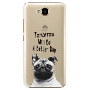 Plastové pouzdro iSaprio Better Day 01 na mobil Huawei Y6 Pro