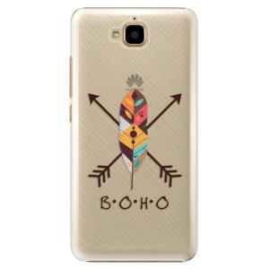 Plastové pouzdro iSaprio BOHO na mobil Huawei Y6 Pro
