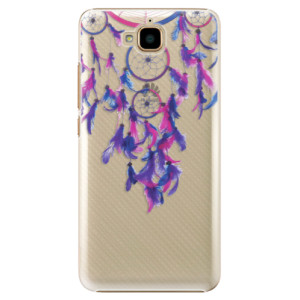 Plastové pouzdro iSaprio Lapač snů 01 na mobil Huawei Y6 Pro