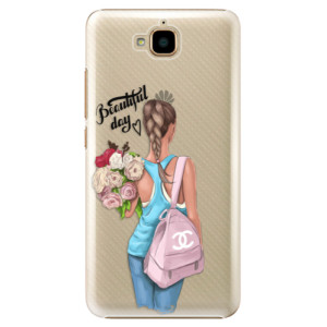 Plastové pouzdro iSaprio Beautiful Day na mobil Huawei Y6 Pro