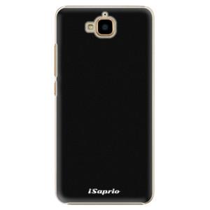 Plastové pouzdro iSaprio 4Pure černé na mobil Huawei Y6 Pro