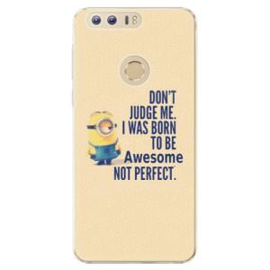 Plastové pouzdro iSaprio Be Awesome na mobil Huawei Honor 8