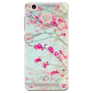 Plastové pouzdro iSaprio Blossom 01 na mobil Xiaomi Redmi 3S