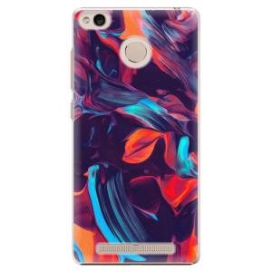 Plastové pouzdro iSaprio Barevný mramor 19 na mobil Xiaomi Redmi 3S