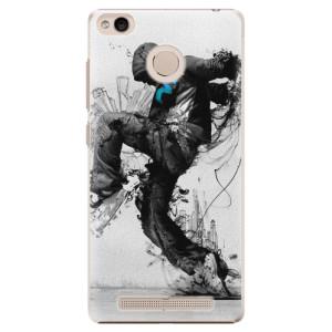 Plastové pouzdro iSaprio Dancer 01 na mobil Xiaomi Redmi 3S