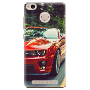 Plastové pouzdro iSaprio Chevrolet 02 na mobil Xiaomi Redmi 3S