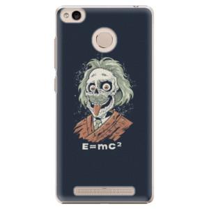 Plastové pouzdro iSaprio Einstein 01 na mobil Xiaomi Redmi 3S