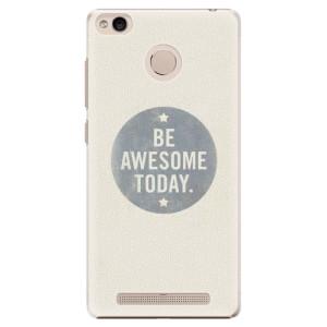 Plastové pouzdro iSaprio Awesome 02 na mobil Xiaomi Redmi 3S