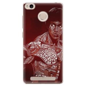 Plastové pouzdro iSaprio Bruce Lee na mobil Xiaomi Redmi 3S