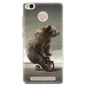 Plastové pouzdro iSaprio Bear 01 na mobil Xiaomi Redmi 3S