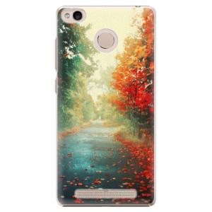 Plastové pouzdro iSaprio Autumn 03 na mobil Xiaomi Redmi 3S
