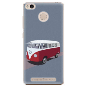 Plastové pouzdro iSaprio VW Bus na mobil Xiaomi Redmi 3S