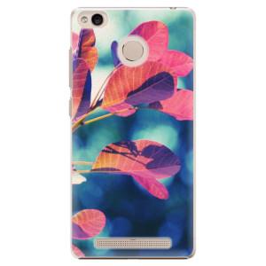 Plastové pouzdro iSaprio Autumn 01 na mobil Xiaomi Redmi 3S