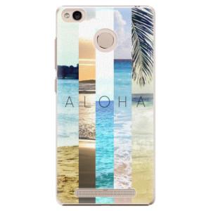 Plastové pouzdro iSaprio Aloha 02 na mobil Xiaomi Redmi 3S