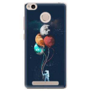 Plastové pouzdro iSaprio Balloons 02 na mobil Xiaomi Redmi 3S