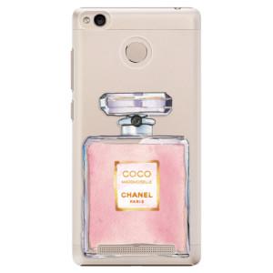 Plastové pouzdro iSaprio Chanel Rose na mobil Xiaomi Redmi 3S