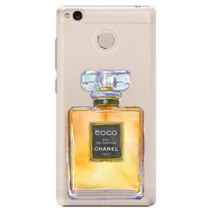 Plastové pouzdro iSaprio Chanel Gold na mobil Xiaomi Redmi 3S