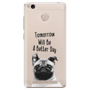 Plastové pouzdro iSaprio Better Day 01 na mobil Xiaomi Redmi 3S