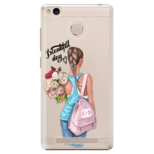 Plastové pouzdro iSaprio Beautiful Day na mobil Xiaomi Redmi 3S