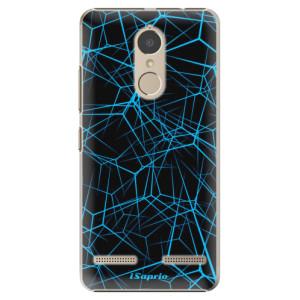 Plastové pouzdro iSaprio Abstract Outlines 12 na mobil Lenovo K6