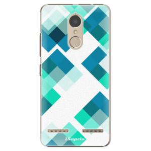 Plastové pouzdro iSaprio Abstract Squares 11 na mobil Lenovo K6