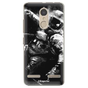 Plastové pouzdro iSaprio Astronaut 02 na mobil Lenovo K6
