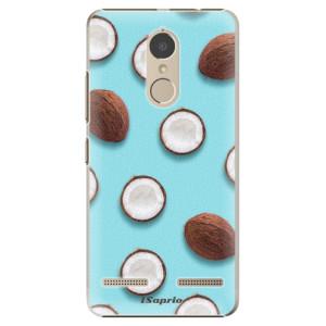 Plastové pouzdro iSaprio Kokos 01 na mobil Lenovo K6