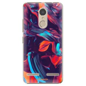 Plastové pouzdro iSaprio Barevný mramor 19 na mobil Lenovo K6