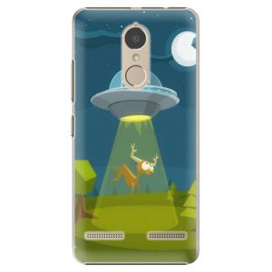 Plastové pouzdro iSaprio Alien 01 na mobil Lenovo K6