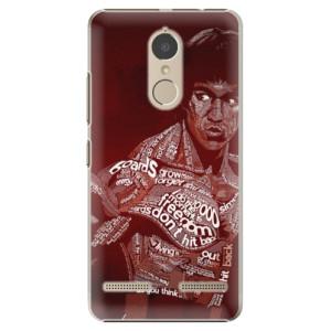 Plastové pouzdro iSaprio Bruce Lee na mobil Lenovo K6