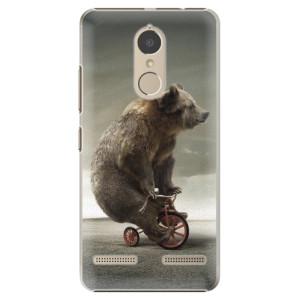 Plastové pouzdro iSaprio Bear 01 na mobil Lenovo K6