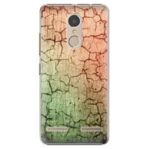 Plastové pouzdro iSaprio Rozpraskaná Zeď 01 na mobil Lenovo K6