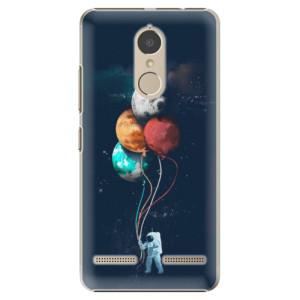 Plastové pouzdro iSaprio Balloons 02 na mobil Lenovo K6