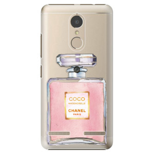 Plastové pouzdro iSaprio Chanel Rose na mobil Lenovo K6