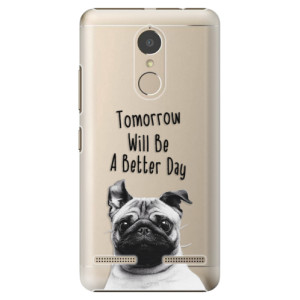 Plastové pouzdro iSaprio Better Day 01 na mobil Lenovo K6